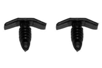 Auto Metal Direct® - SoffSeal™ Hood to Cowl Plastic Clip Set