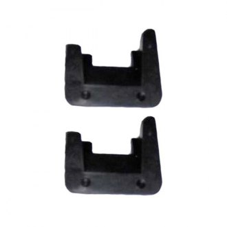 Auto Metal Direct® - SoffSeal™ Driver and Passenger Side Top Hinge