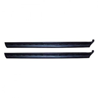 Auto Metal Direct® - SoffSeal™ Driver and Passenger Side Quarter Window Vertical Seal