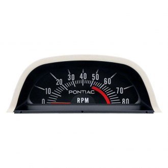 Auto Metal Direct® - OER™ Hood Tachometer Gauge