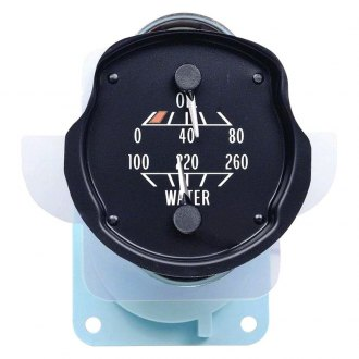 Auto Metal Direct® - OER™ Rally Oil Pressure and Water Temperature Gauge