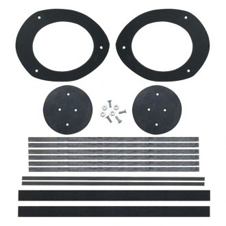 Auto Metal Direct® - OER™ Dash Air Duct Seal Set