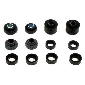 Auto Metal Direct® - CHQ™ Body and Radiator Support Bushing Set