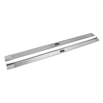 Auto Metal Direct® - OPGI™ Driver and Passenger Side Door Sill Plates