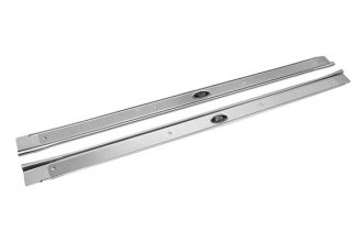 Auto Metal Direct® - OPGI™ Left and Right Door Sill Plates