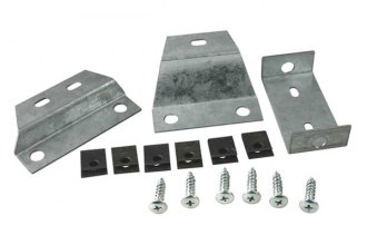 Auto Metal Direct® - OPGI™ Console Mounting Bracket Set
