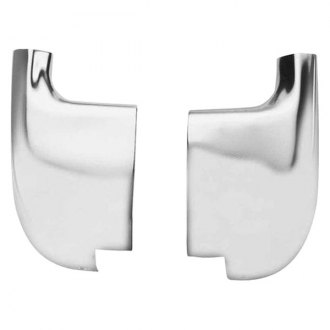 Auto Metal Direct® - OPGI™ Rear Driver and Passenger Side Rocker End Cap Set
