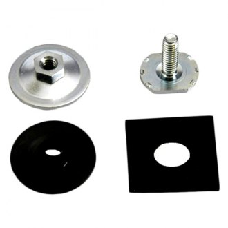 Auto Metal Direct® - CHQ™ Door Glass Mounting Kit