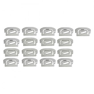 Auto Metal Direct® - CHQ™ Windshield Molding Clip Set