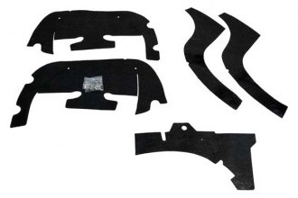 Auto Metal Direct® - Repops™ A-Arm and Inner Fender Dust Shield Set