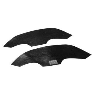 Auto Metal Direct® - Repops™ Front Driver and Passenger Side Fender Splash Shields