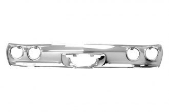 Auto Metal Direct® - Rear Bumper