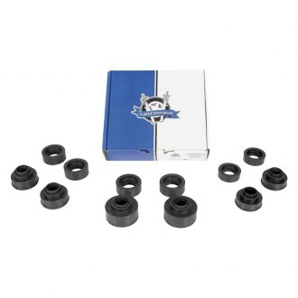 Auto Metal Direct® - CHQ™ Subframe and Radiator Support Bushing Set