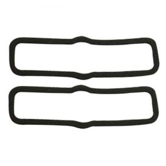 Auto Metal Direct® - Trim Parts™ Front Driver and Passenger Side Side Market Light Lens Gaskets