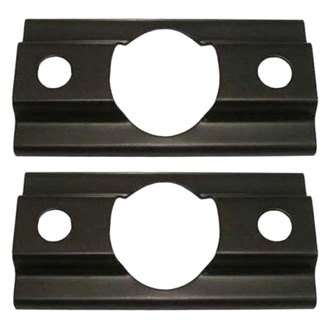 Auto Metal Direct® - Trim Parts™ Driver and Passenger Side Rear Side Marker Light Gaskets
