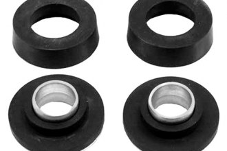 Auto Metal Direct® - CHQ™ Vertical Radiator Support Bushing and Cushion Set