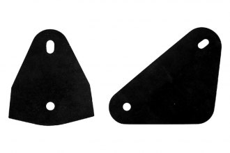 Auto Metal Direct® - CHQ™ Left or Right Door Glass Mounting Plate Gasket