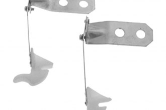 Auto Metal Direct® - CHQ™ Top Hold Down Brackets