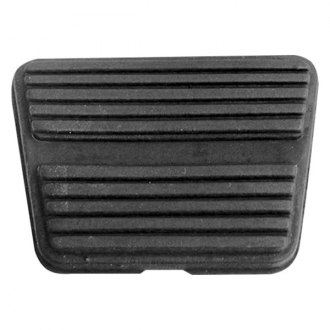 Auto Metal Direct® - CHQ™ Manual Transmission Clutch or Brake Pedal Pad