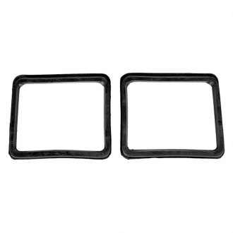 Auto Metal Direct® - CHQ™ Driver and Passenger Side Park Lamp Housing Seals