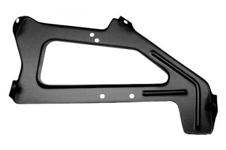 Auto Metal Direct® - CHQ™ Hood Latch Support