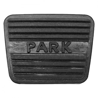 Auto Metal Direct® - CHQ™ Parking Brake Pedal Pad
