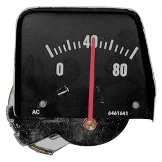 Auto Metal Direct® - CHQ™ Console Oil Gauge Assembly