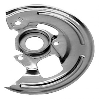 Auto Metal Direct® - CHQ™ Disc Brake Backing Plates