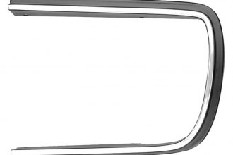 Auto Metal Direct® - CHQ™ Headlamp Door Molding