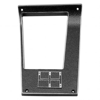 Auto Metal Direct® - CHQ™ Console Shift Plate
