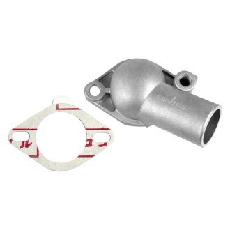 Auto Metal Direct® - CHQ Aluminum Thermostat Housing