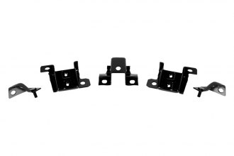 Auto Metal Direct® - CHQ™ Rear Bumper Bracket Set