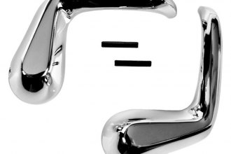 Auto Metal Direct® - CHQ™ Left and Right Vent Window Handles