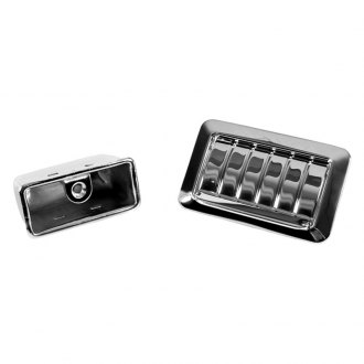 Auto Metal Direct® - CHQ™ Rear Armrest Ashtray Assembly