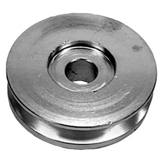 Auto Metal Direct® - CHQ™ Deep Groove Alternator Pulley