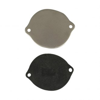 Auto Metal Direct® - CHQ™ Clutch Rod Firewall Cover and Seal Set