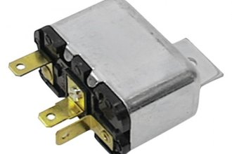 Auto Metal Direct® - CHQ™ Cowl Induction Firewall Relay