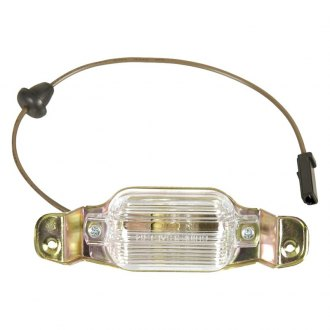 Auto Metal Direct® - CHQ™ License Lamp Assembly