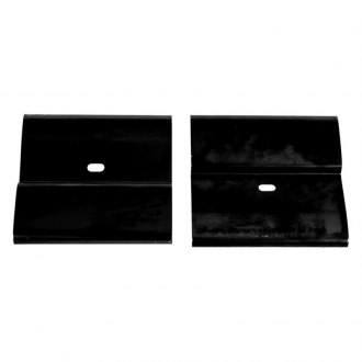 Auto Metal Direct® - CHQ™ Driver and Passenger Side Dash Grab Bar Backing Plate