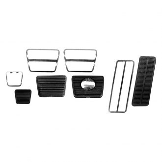 Auto Metal Direct® - CHQ™ Pedal Pad and Trim Kit
