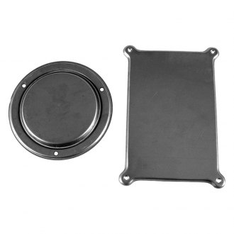 Auto Metal Direct® - Heater Delete Plate Set