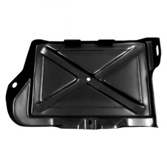 Auto Metal Direct® - X-Parts™ Battery Tray