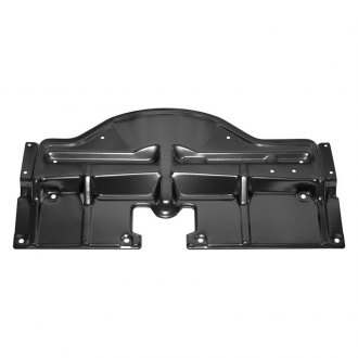 Auto Metal Direct® - Header Panel Radiator Covers