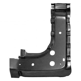 Auto Metal Direct® - X-Parts™ Floor Pan Brace