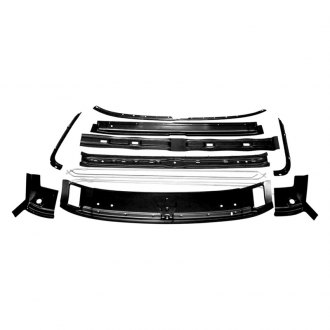 Auto Metal Direct® - X-Parts™ Roof Brace Kit