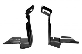 Auto Metal Direct® - X-Parts™ Deck Lid Hinge Extensions
