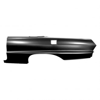 Auto Metal Direct® - X-Parts™ Quarter Panel