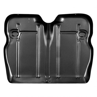 Auto Metal Direct® - X-Parts™ Center Trunk Floor Section