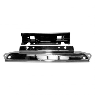 Auto Metal Direct® - X-Parts™ Rear License Plate Holder