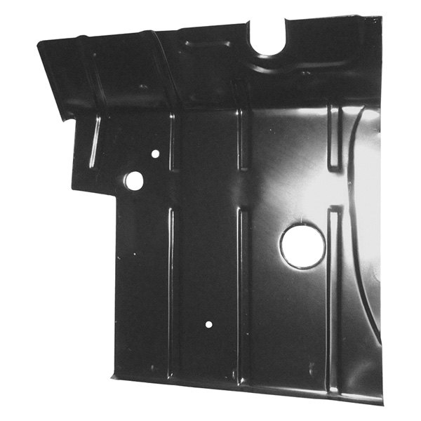 Auto Metal Direct® - TriPlus™ Driver Side Cab Floor Pan Half Patch